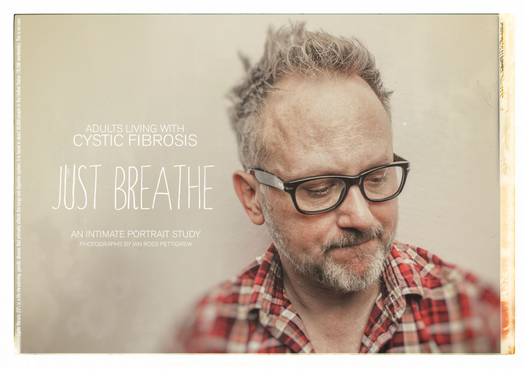 Indie of the Week: Ian Pettigrew's Touching Portraits of Canadians with Cystic Fibrosis