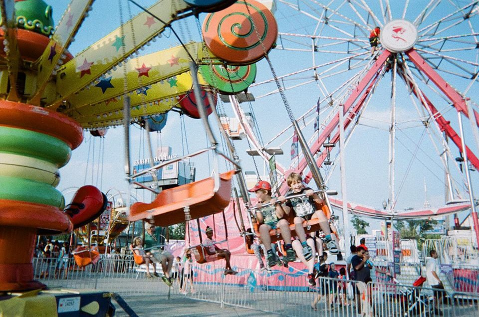 Disposable Camera Project @the CNE