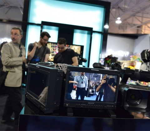Sony Booth ProFusion 2013