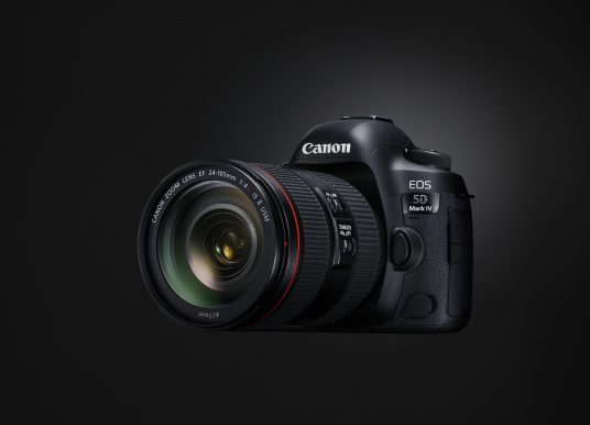 Canon 5D Mark IV – The One We've Been Waiting For