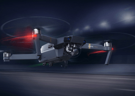 The DJI Mavic: DJI's First Compact, Personal Flying Camera
