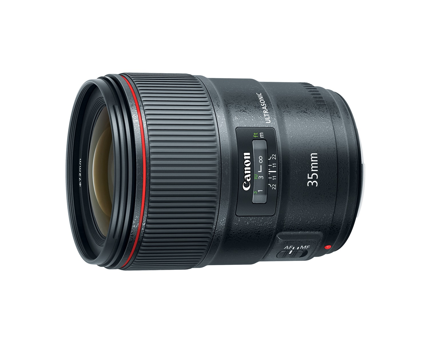 Canon EF 35mm Prime Lens Unveiled