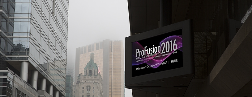 ProFusion Expo Sign