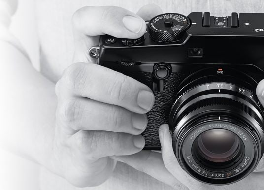 Fuji X-Pro 2: Behind the scenes – Hands on with Spencer Wynn