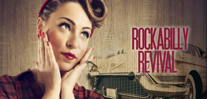 Rockabilly Revival Cover Photo
