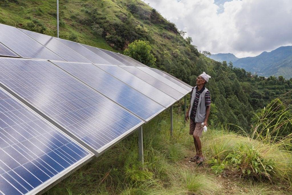 Light for Life: Solar Energy in Nepal