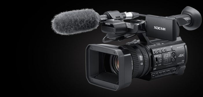 PXW-Z150 All the inside details on Sony's stunning new 4K / Full-HD compact camcorder