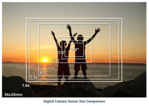 DSLR Buying Guide Page 1 - Digital Camera Sensor Size Comparison