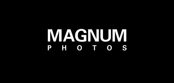 Magnum Photos Logo