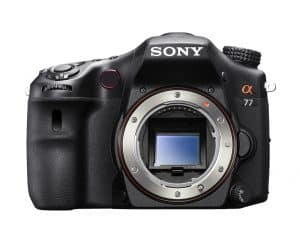 Sony Product Launch - a77