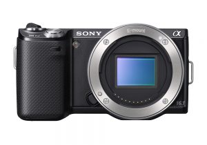 Sony Product Launch - NEX 5N