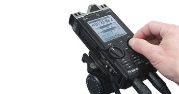 Roland R-26 Portable Recorder Debuts at IBC2011