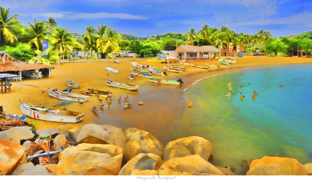 Manzanillo Beachfront