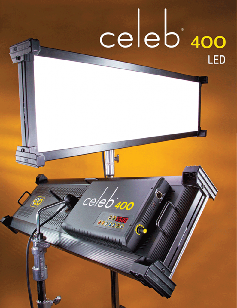 Celeb 400 DMX LED