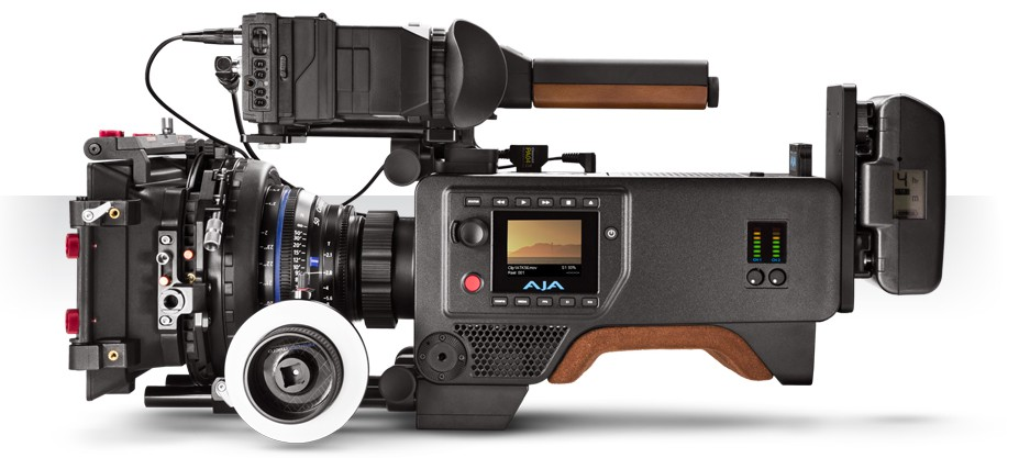AJA-Cion-4K-Camera-at-NAB2014