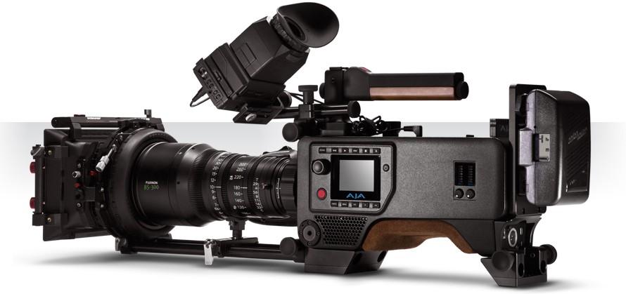 Cion-AJA-Camera