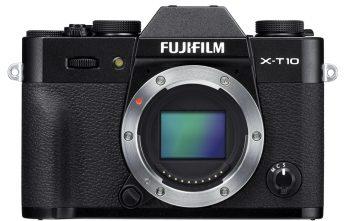 Fuji X-T10 Sensor