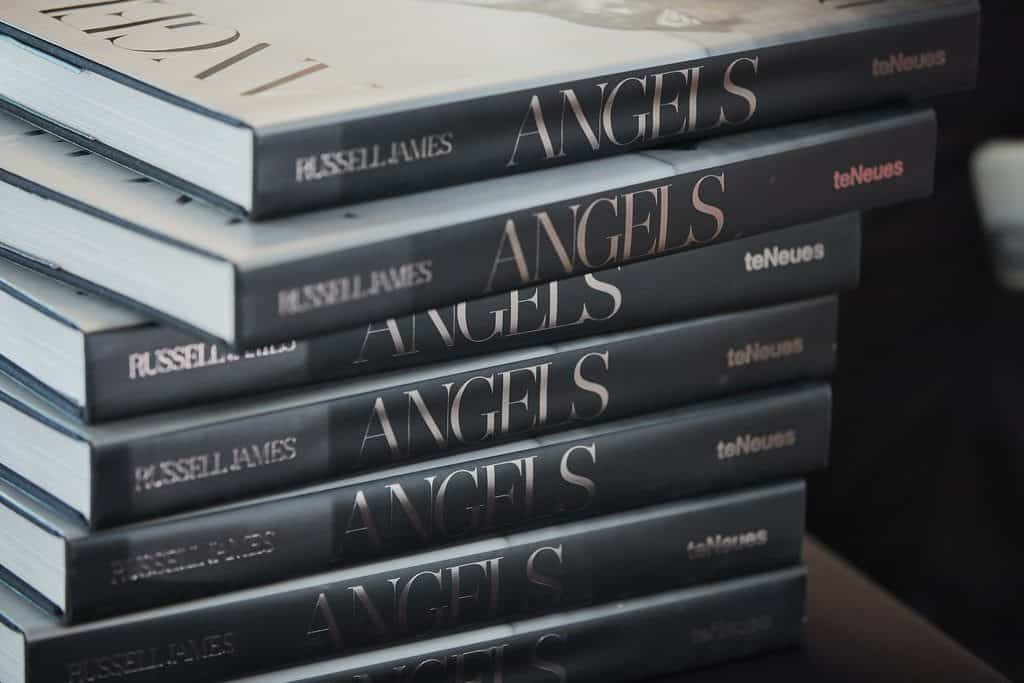 Profoto Canada Launch Event - Angels by Russell James