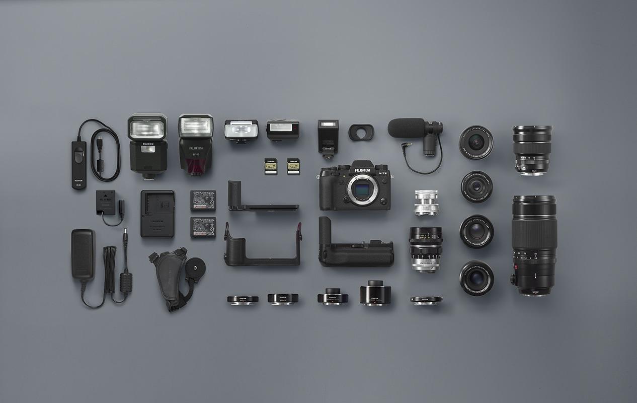 Fuji X-T2 Camera System