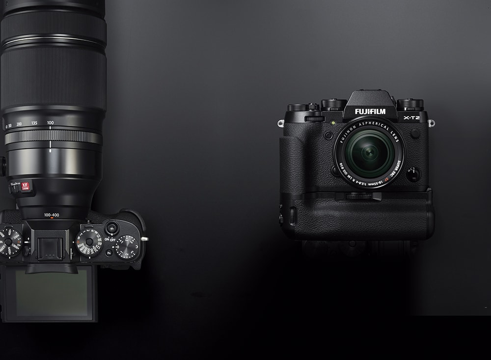 Fuji XT2 camera