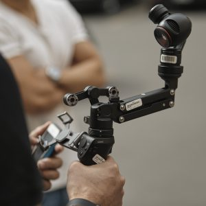 DJI Moving with Cameras