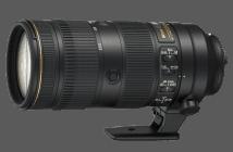 AF-S NIKKOR 70-200mm