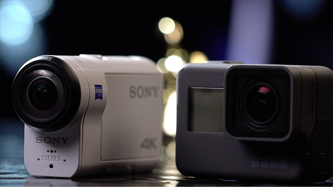 Action Cam Shootout Sony Fdr X3000 Vs Gopro Hero 5 Black