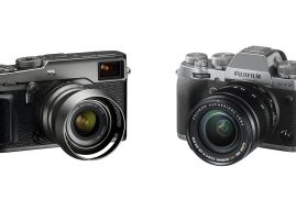 FujiFilm Announces Beautiful Graphite Edition X-T2 & X-Pro2 Cameras