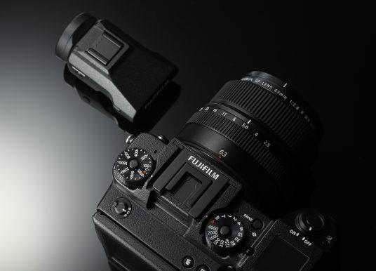 FUJIFILM GFX 50S Medium Format Camera – Hands-on Review