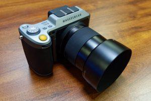 Hasselblad X1D w 45mm XCD 3.5 Leaf Shutter Lens