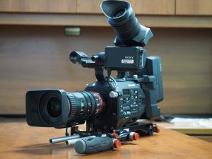 SIM Technology Showcase Sony FS7