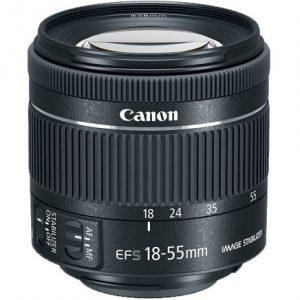 Canon EOS Cameras EF-S 18-55mm