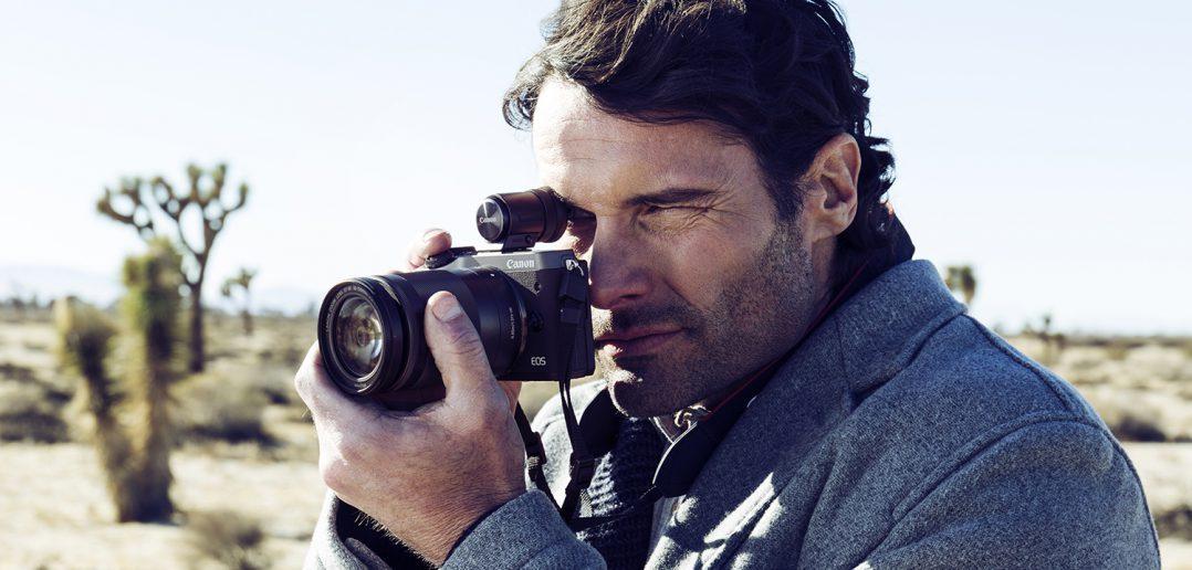 Canon EOS Cameras M6