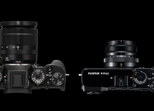 Firmware Updates Announced for FUJIFILM X-Pro2 & X-T2 Systems