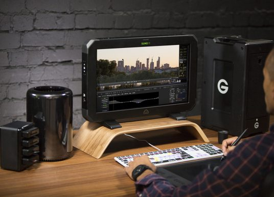 Atomos Sumo 19 Production Monitor Announced At NAB Show