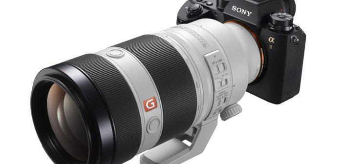 Sony FE 100-400mm