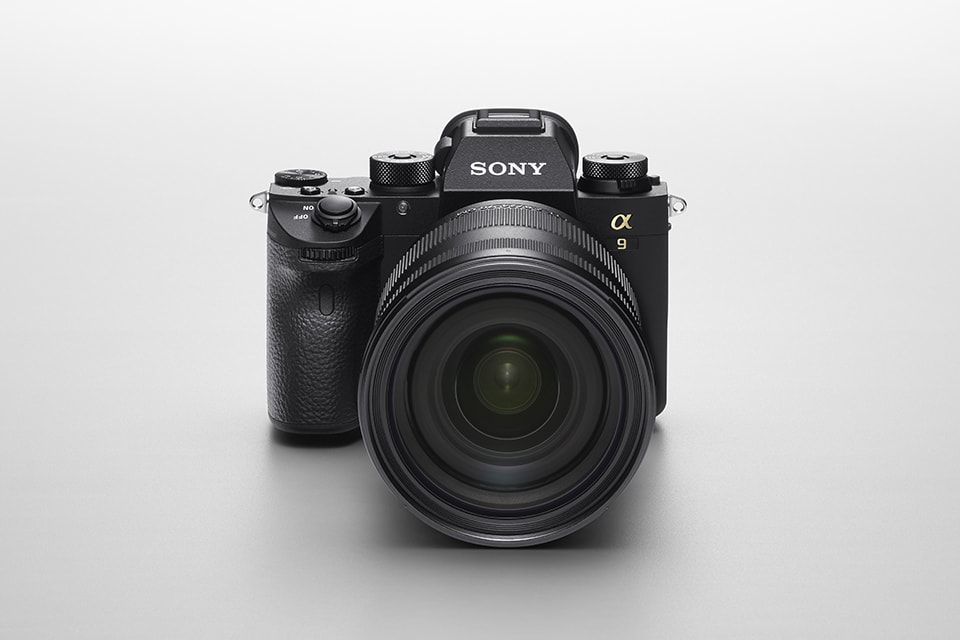 New Sony a9