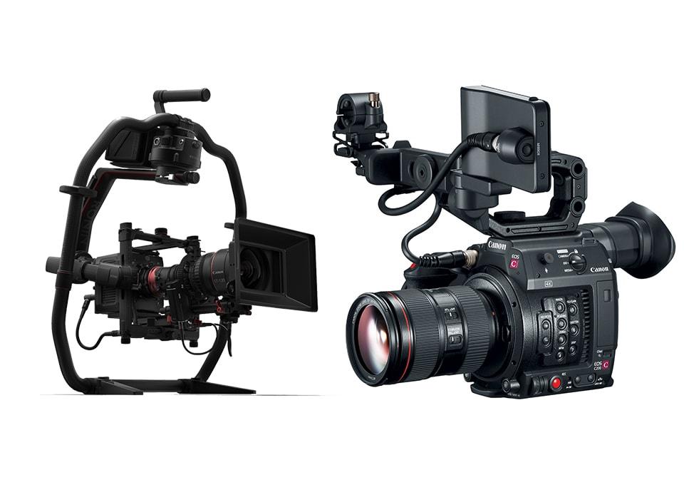 Canon C200 & DJI Ronin 2