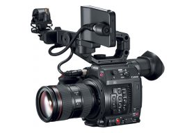 Canon C200 – Internal 4K and a price that won't break your bank account