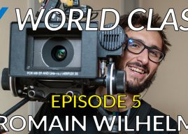 Compelling Visuals on Smaller Budgets w/ DP Romain Wilhelm | WC Ep. 5