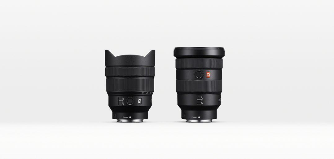 New G-Master Lenses