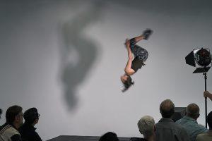 Jason Lanier Event - Rotolight AEOS & Parkour Artist