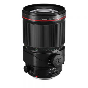 Canon TS-E 135mm f/4L Macro Tilt - Shift Lens