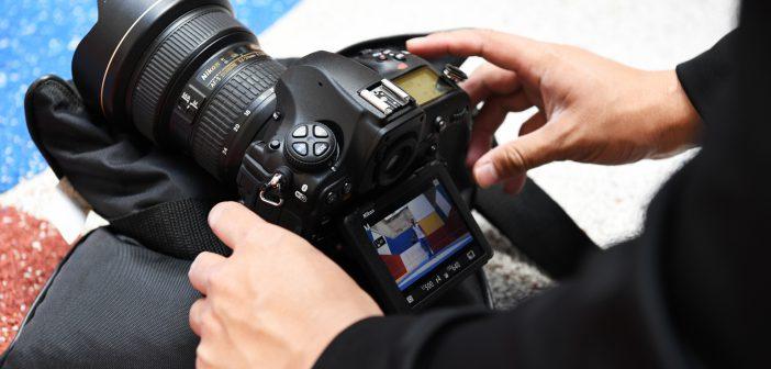 Top 7 cameras - Nikon D850