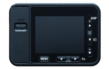 DSC-RX0 Rear Display