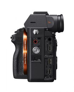 a7R III Right Side Terminals