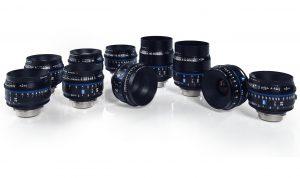 Zeiss CP.3 Family of Lenses