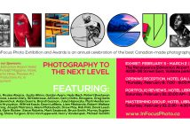 InFocus Photo Exhibit Banner