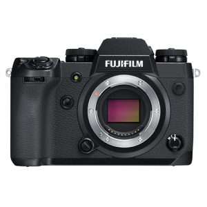 Fujifilm X-H1 Front View