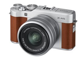 Fujifilm's X-A5 is A Great Take Anywhere Companion Camera